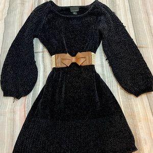 ‼️Final Sale‼️Winter Dress (belt included)